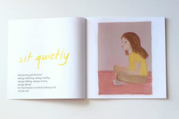 Mindfulness Children's Relaxation Less Busy