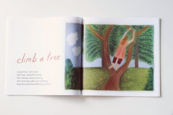 Climb a Tree Children's Relaxation Mindful Book
