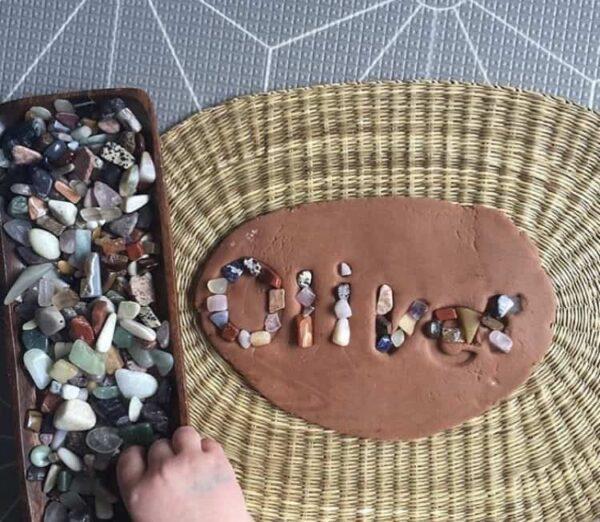 50 Crystal Rocks / Steiner Education Inspired