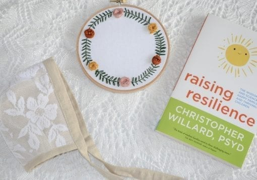 Raising Resilience / Practical Guide for Raising Children / Book for Parents