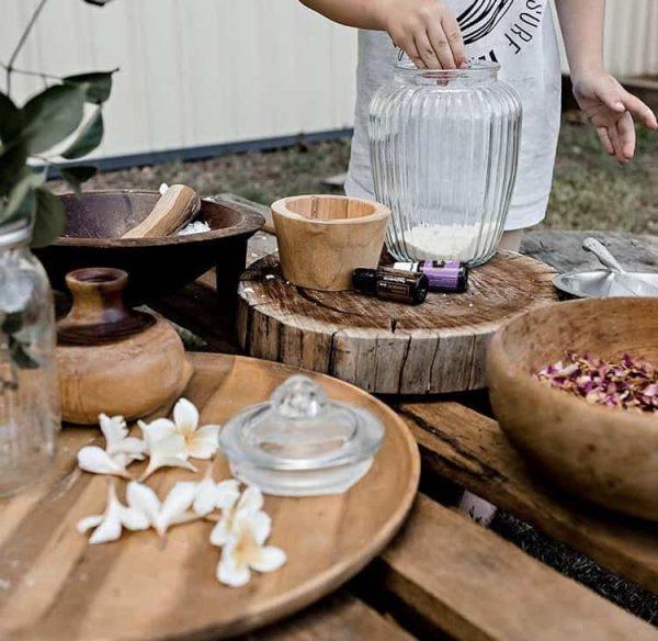 Mindful Play / Perfume Making kit / Potion making kit / mindfulness for kids / mindfulness for mums / mindful meditation