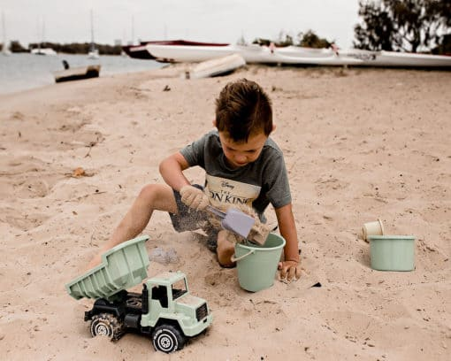 Tipper Truck and Sand Pit Set