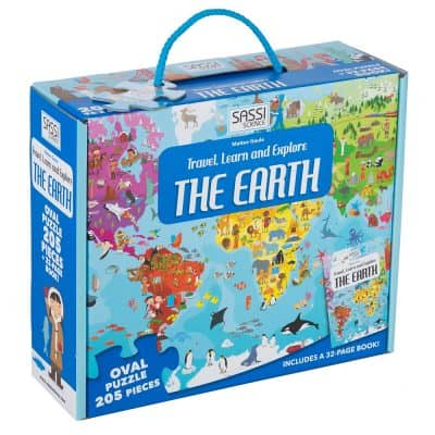 Explore the Earth Puzzle
