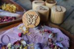 Play Dough Stamp of Butterfly