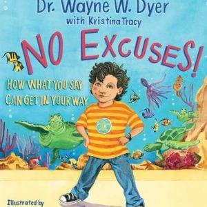 No Excuses kid book