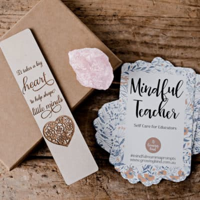 Mindful Teacher Gift Box