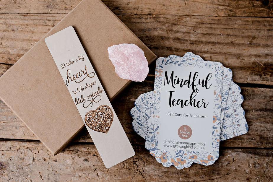Mindful Teacher Gift Box