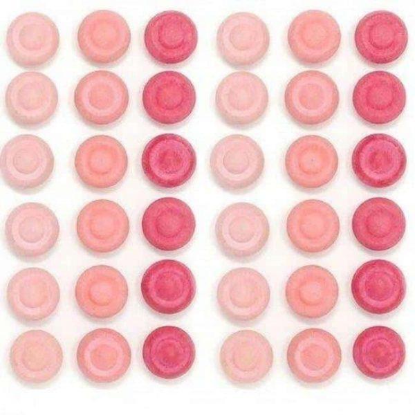 Grapat Mandala pink coin