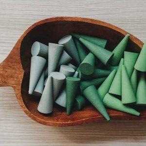 Grapat Mandala Little Cones