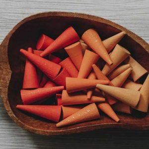 Grapat Mandala in cone