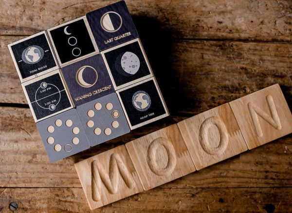moon puzzle game for kids