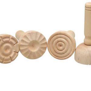 Wooden Dough Tools