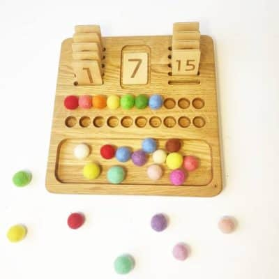 Reversible Number and Mathematical Board