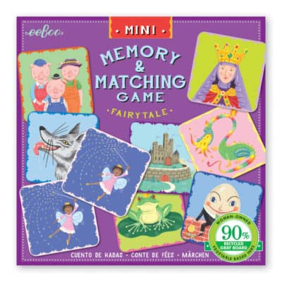Mini Fairytale Matching Game