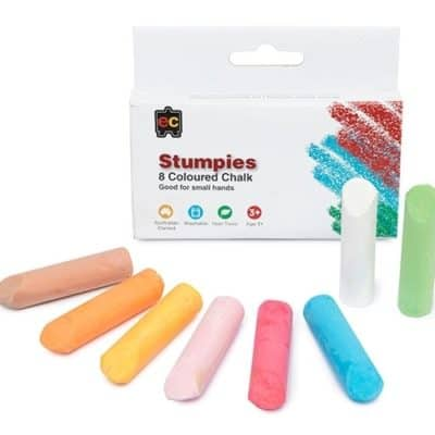 Stumpies Chalk in different colors
