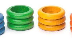 colorful Grapat Rings