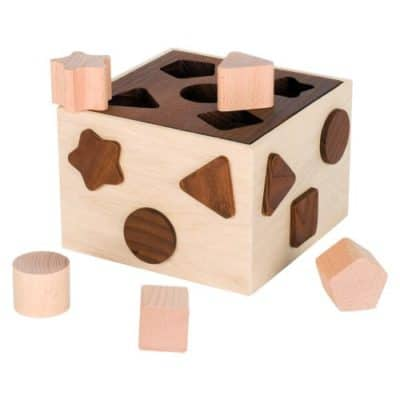 goki shape sorter child care toys