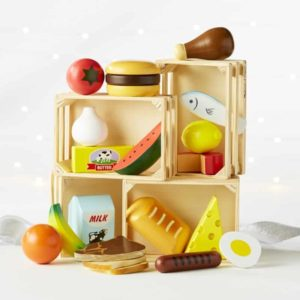 Wooden Food trays