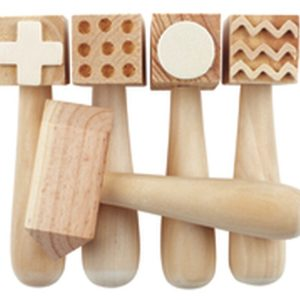wooden-pattern-hammer for playing