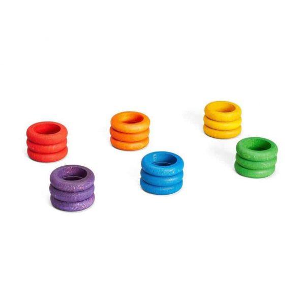 Grapat Rings playing toys
