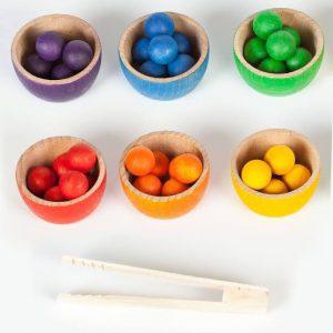 Grapat Bowls, Marbles