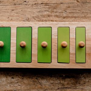 Montessori Rectangle Puzzle