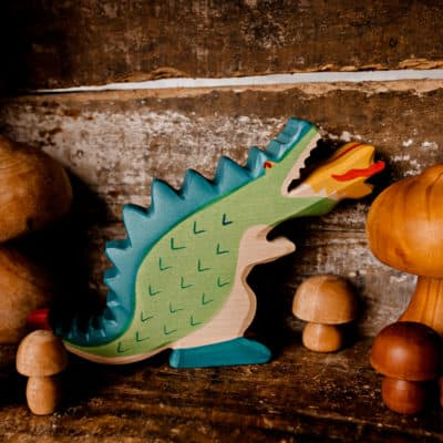 wooden child care toys