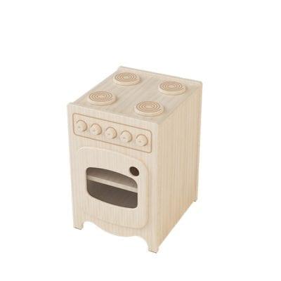 Wooden Kitchen Oven