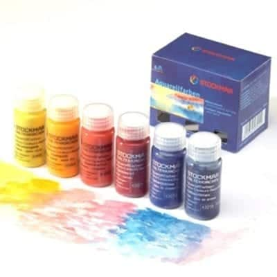 Stockmar Paint Basic Watercolours