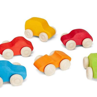 Grimm's Small Coloured Cars