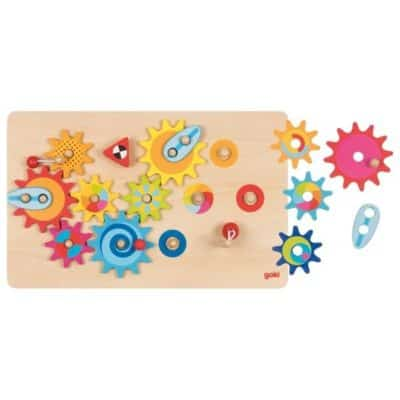 Goki Great Cogwheel Game for kids