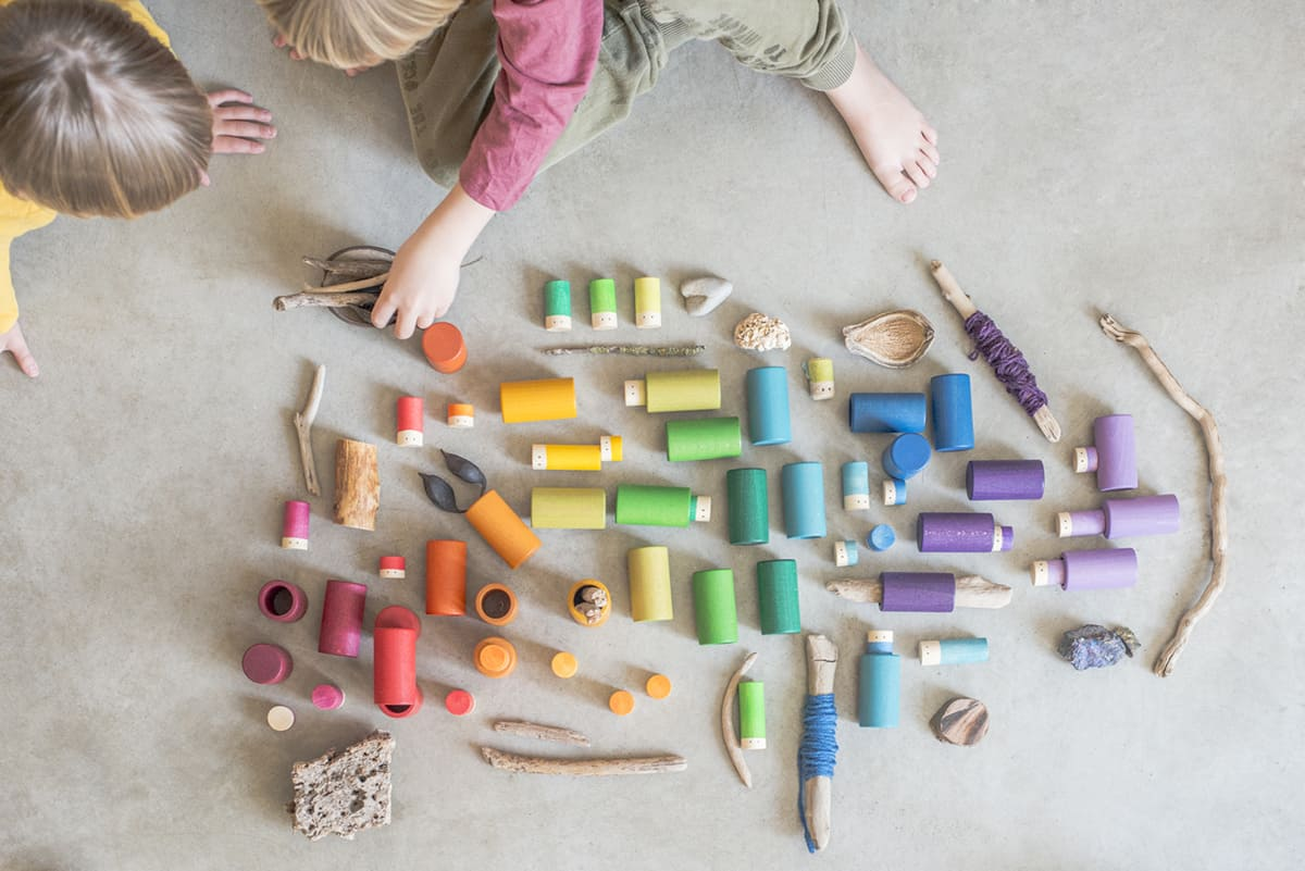 kids toy colorful clay