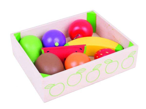 Wooden Vegetable Crate