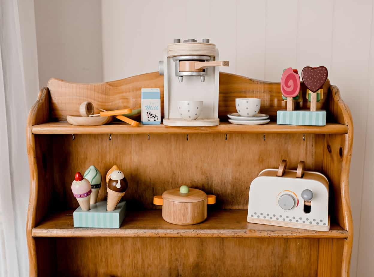 home corner kitchen and food