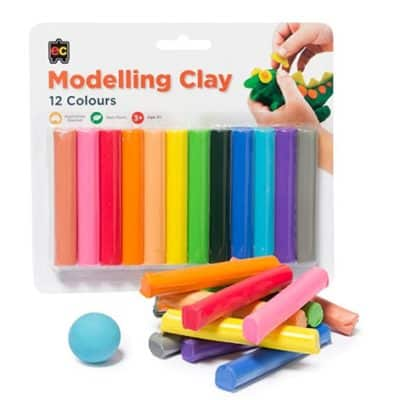 colorful Modelling Clay
