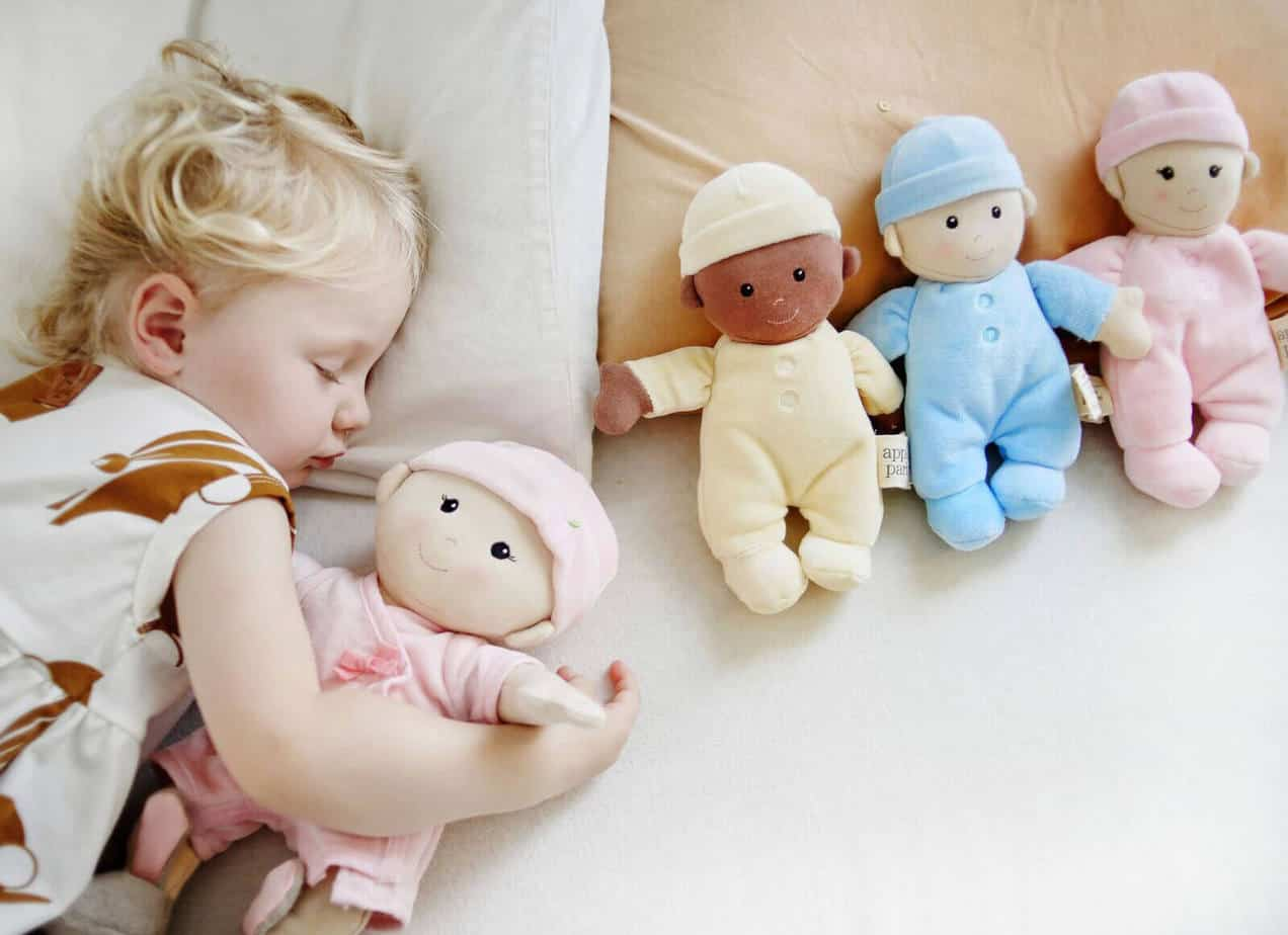 Organic Best Doll collection