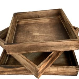 Nested Play Trays