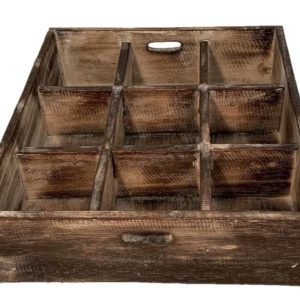 Wooden small Sorting Tray