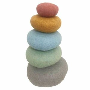 5 Piece Earth Stacking Set