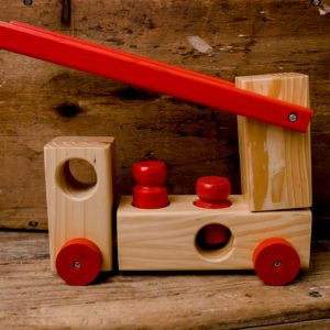 Fire Engine kids toy
