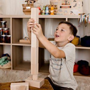 HABA Natural Building Blocks Starter Set