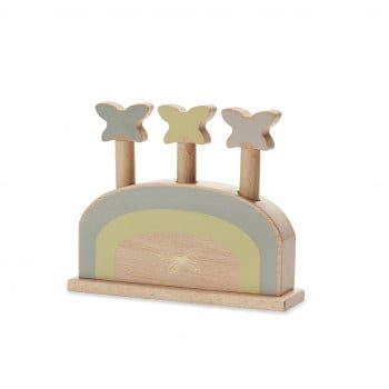 Wooden Educational Pop Up Toy