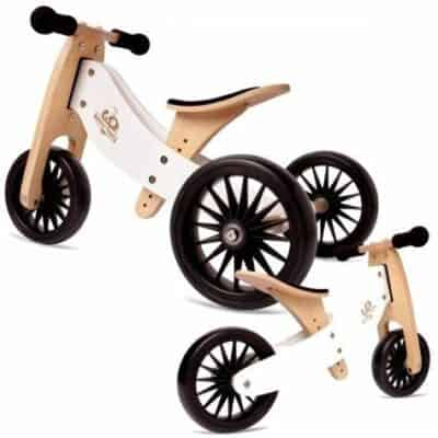 Growing Kids Wooden Bicycle