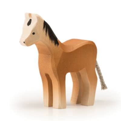 Trauffer Horse Small size toys australia