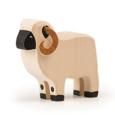 Trauffer Ram wooden toys australia