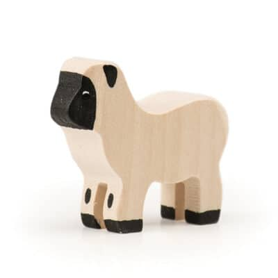 Trauffer Sheep wooden toys australia