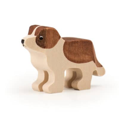 Trauffer Puppy natural toys australia