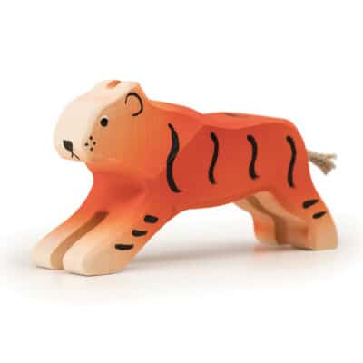 Trauffer Tiger kids play