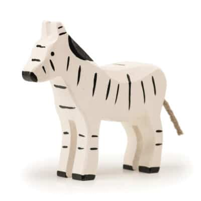 Trauffer Zebra kids play