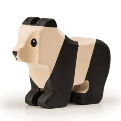 Trauffer Panda child care toy